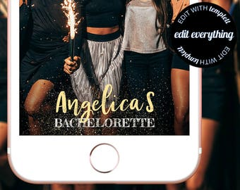 Bachelorette Party Snapchat Geofilter - Snapchat Bachelorette filter - Bachelorette Party Geofilter - Bachelorette Party Snapchat filter
