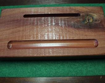 Texas Red Cedar Desk Set