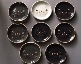 Handmade Ceramic collection, Souvenir, Gift, Saucer