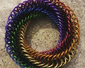 Rainbow Fidget Stim Toy