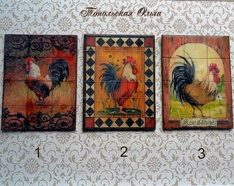 Picture, Wall Panel, Dollhouse Miniature Home Decor. Handmade miniatures . Miniature Dollhouse. 1:12 Scale