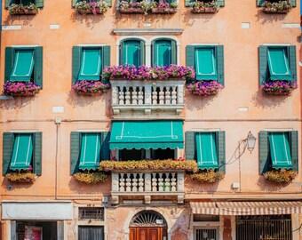 Burano, Italy, Burano Photography, Burano Print, Italy Wall Art, Fine Art Photography, Italy Wall Art, Colourful Wall Art, Colorful Italy,