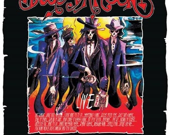 Tyla's Dogs D'Amour - Limited Edition - A1 Poster