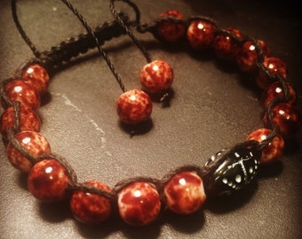 Maasi Tribe - Inspired  - African - Handmade - Bracelet
