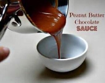 Chocolate Peanut Butter Sauce