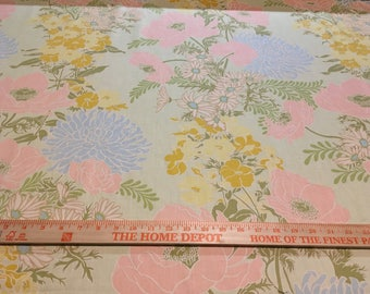 "Vintage Waverly- ""Fresh Flowers"" from the Painter's Garden collection."