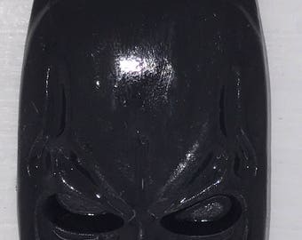 Bat Mask Planner Charm
