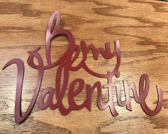 Be My Valentine Magnet
