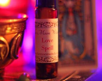 Love Spell Oil