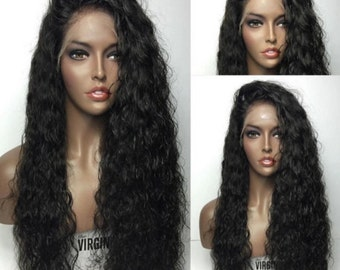 Full Lace and Lace Front Wig Kimani