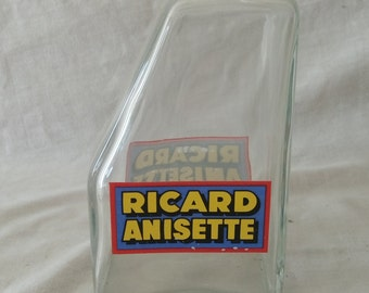 Two Vinatge French  Ricard Anisette jugs,bottles ,Pastis, Aperatif