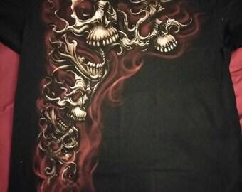 Brand New Skull shirt.