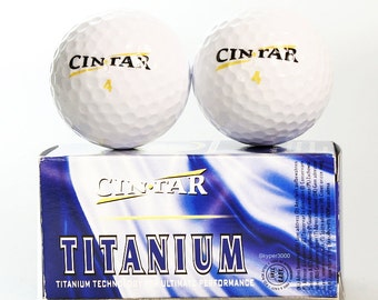 Golf Ball Titanium