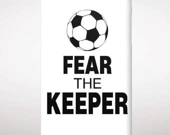 Fear the Keeper phone case