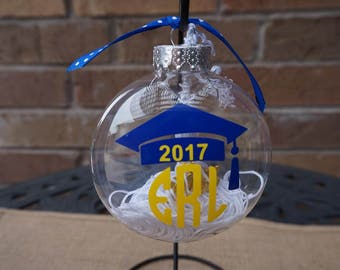Graduation Gift Ornament to Hold Tassel