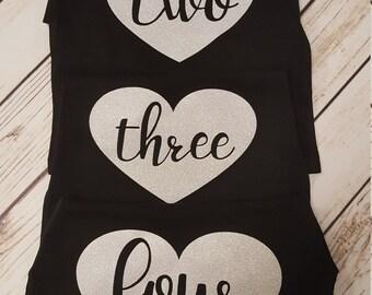 Girl Clothes, Girl Birthday Shirt Set