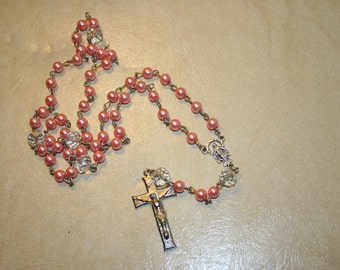 Perfect Pink rosary