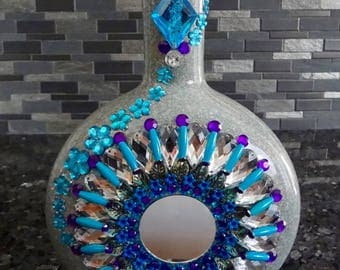 Handmade one of a kind vase