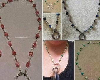 Eye Glass Necklace Holder