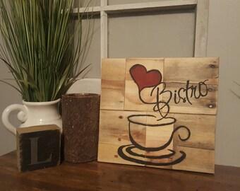 Bistro cafe 12 x 11