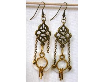 charms earrings