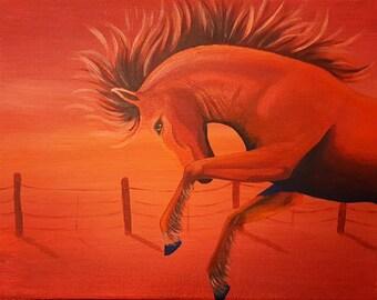 Free Spirit - Original Painting