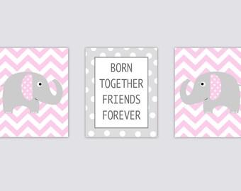 Born Together Friends Forever