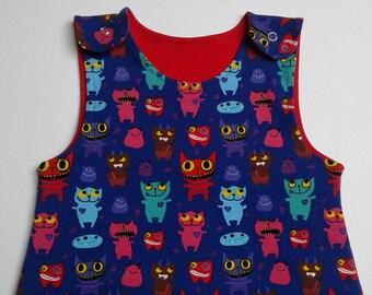 Babystrampler - baby jumpsuit size 68