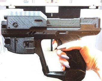 Halo M6H Magnum 3D printed