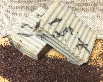 Morning Perk - Coffee Scrub Soap