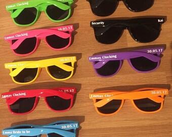 Personalised Sun Glasses