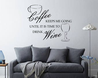 UNIQUE VINYL WALL Art, in your choice of wording