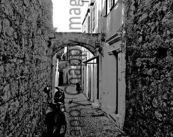 Old Rhodes Town 1