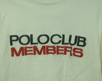 SALE!!! Vintage Polo Club Sweatshirt