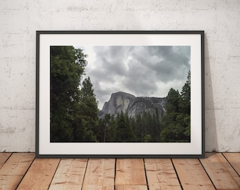 Yosemite National Park, California, Nature Photography, Art Prints