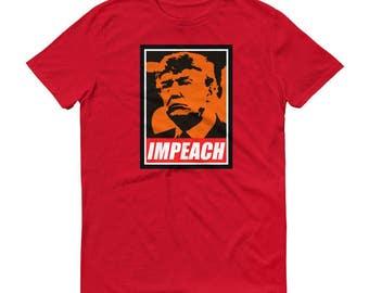 Impeach Trump - Men's T-shirt