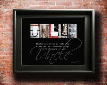 Wedding Gift For Uncle : Uncle Quotes, Digital, Wedding Gift For Uncle Gifts for Uncle Uncle ...