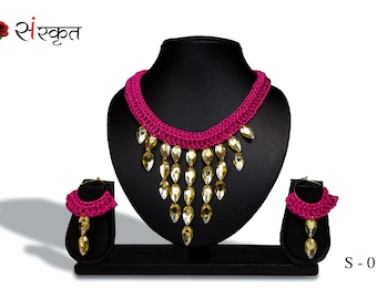 Necklace + Earings set - Style 1