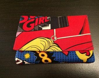 Super Girl Wonder Wallet