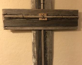 Rustic southwest Cross