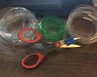 Plastic Bottle Cutter,  Recycle Old Plastic Bottles into Useable Rope.