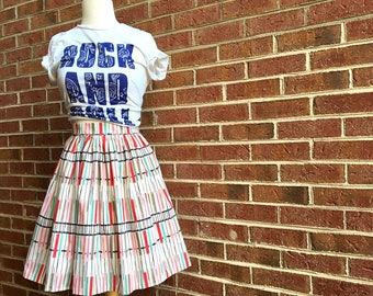 Off-key Skirt
