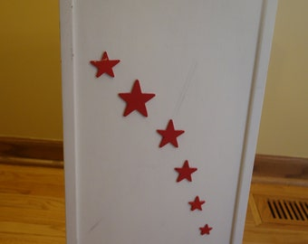 Homemade American Girl Trunk (Matches Molly's)