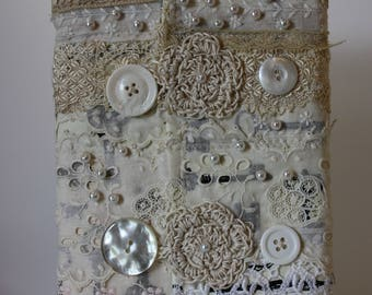 Buttons, Beads, and Lace Journal