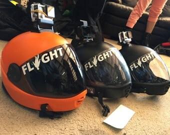 FLIGHT Sticker
