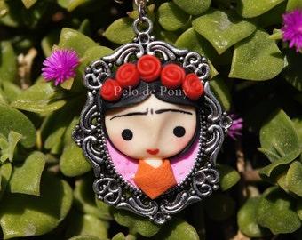 Mini cameo Frida