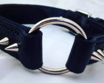 Bdsm Collar, Slave Collar, Submissive Collar, Kitten play Collar, Adult Toys, Leather Collar Bdsm, Leather Choker, Fetish Collar, Male Slave