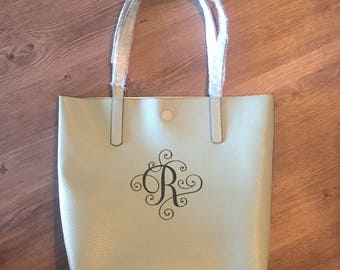 Personalized purse