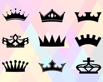 Crown Svg File   Crown Vector   Crown Cut File   Crown Cricut   Crown Cameo File   Crown Dxf   Crown Png   Crown Clipart   Crown File