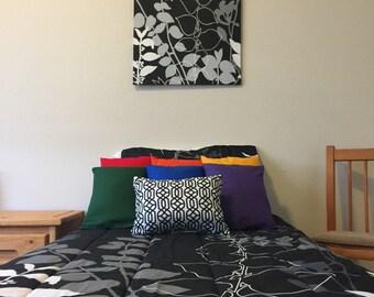 Custom Paint My Bedding!